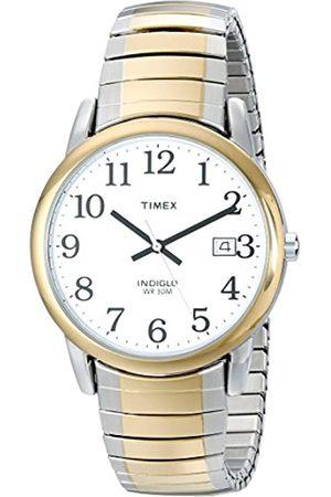 Timex Herren-Armbanduhr mit 35 mm Datumsanzeige.