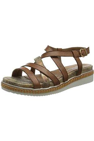 Remonte Damen R4550 Sandale, Muskat/Antique / 24