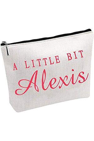 Generic A Little Bit Alexis Kosmetiktasche, Make-up-Tasche