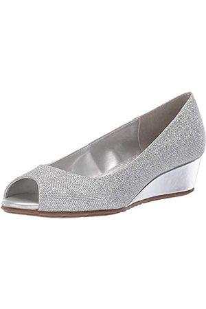 Bandolino Candra Damen Pumpe, (Silver Glamour)