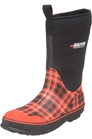 Baffin Marsh Damen Stiefel, Schwarz, Mehrere (rotem Karo)