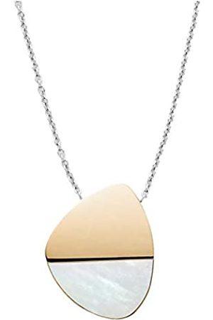 Skagen Damen-Kette Edelstahl One Size Bicolor 32012392