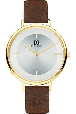 Danish Design DanishDesignDamenAnalogQuarzUhrmitLederArmbandIV15Q1185