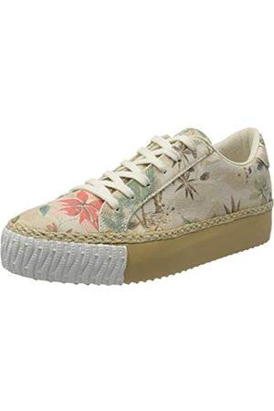 Desigual Damen Wedge Sneakers Woman