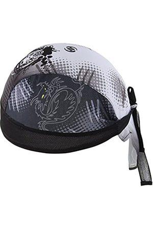TESOON Sport Herren Hüte - TESOON Mesh Dew Rag Kühlende Atmungsaktive Totenkopfmütze - - Einheitsgröße