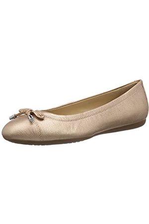 Geox Damen D LOLA A Geschlossene Ballerinas, (SKINC8182)