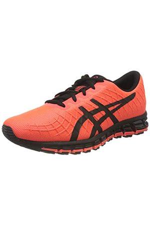 Asics Herren Gel-Quantum 180 4 Sneaker, Flash Coral/Black
