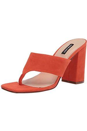 Nine West Damen Gogo Sandale mit Absatz