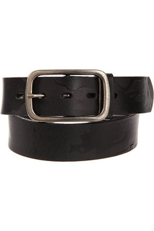 BED STÜ BED:STU Men's Blaze Belt,Black