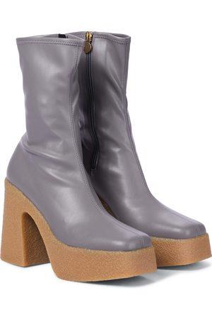 Stella McCartney Ankle-Boots aus Lederimitat
