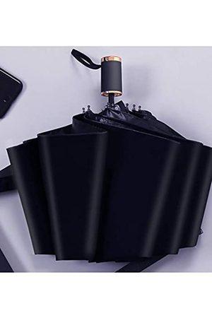 LifeFstore1 Winddichter Reise-Regenschirm, zusammenklappbar