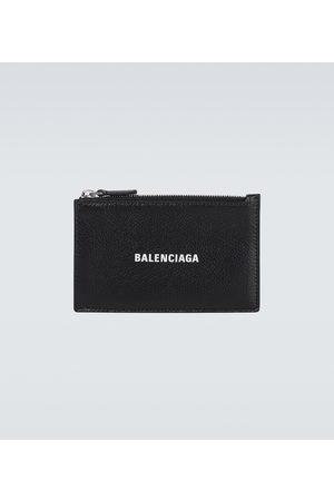 Balenciaga Geldbörsen & Etuis - Portemonnaie aus Leder