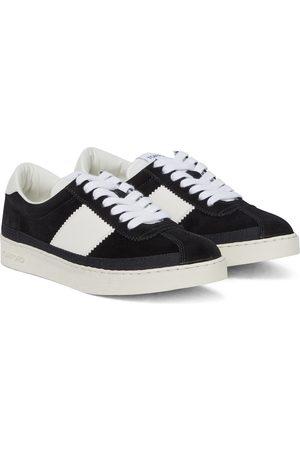Tom Ford Sneakers Bannister aus Veloursleder