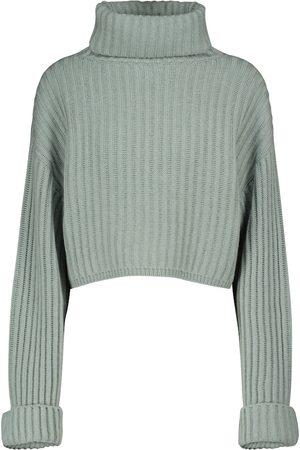 Brunello Cucinelli Cropped-Pullover aus Kaschmir