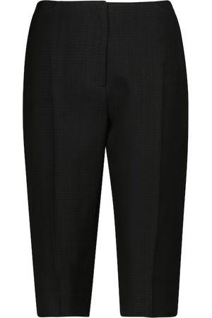 Totême Mid-Rise Bermuda-Shorts
