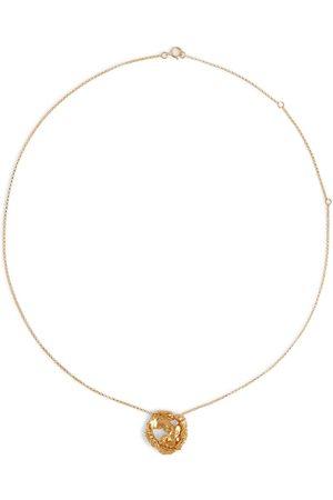Alighieri Damen Halsketten - Vergoldete Halskette The Craters We Know