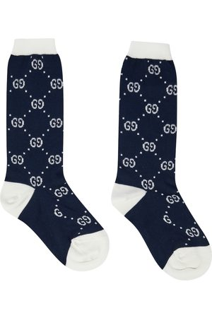 Gucci Socken GG aus einem Baumwollgemisch