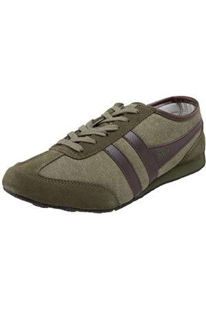Gola Damen Shooter Schnürschuh Mode Sneaker, (Khaki/ )