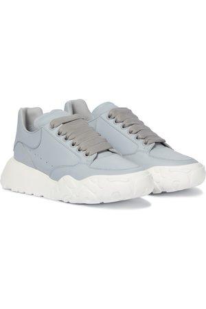Alexander McQueen Sneakers Court aus Leder