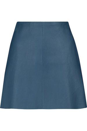 Stouls Damen Miniröcke - Minirock Santa Maria aus Leder
