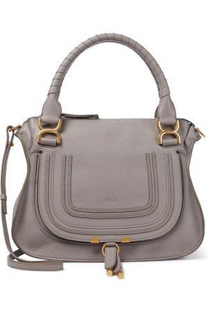 Chloé Damen Handtaschen - Tote Marcie Medium aus Leder