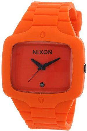 Nixon Herren-Armbanduhr Analog Silikon A139211-00