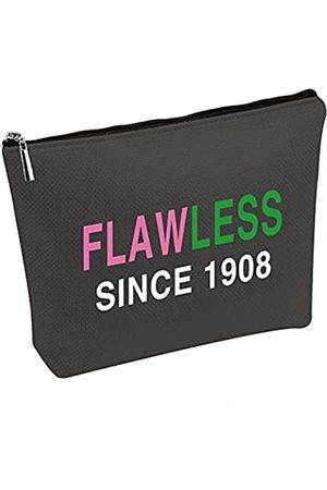 """Generic Kosmetiktasche mit Aufschrift """"Flawless Since 1908"""""""