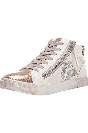 Dolce Vita Damen Zonya Sneaker, (Kupfer Metallic Leder)