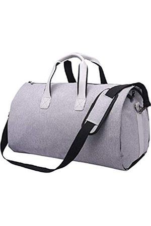 nanabee Handgepäcksack / Große Reisetasche / Faltbare Flugtasche mit Schuhbeutel für Damen und Herren / Sport Wochenende