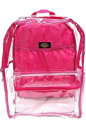 Dickies Transparenter Studenten-Rucksack mit Strickmütze