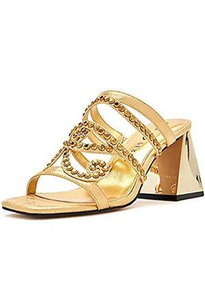 Katy perry Damen The Layla Jeweled Block Heel Sandalen mit Absatz