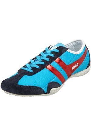 Gola Damen Capital Sneaker, (Prozess / /Marineblau)