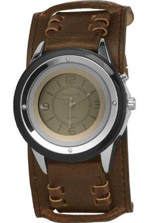 Excellanc Herren-Uhren mit Polyurethan Lederband 296227100004