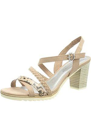 Marco Tozzi Damen 2-2-28712-26 Sandale mit Absatz