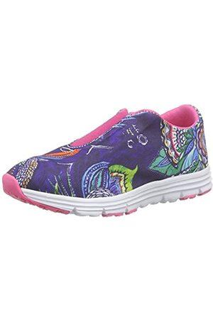 Desigual Mädchen Shoes_Camden Mini 2 Espadrilles, Pink (3022 Fuchsia Rose)