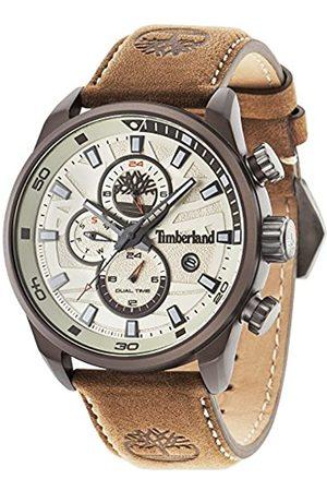 Timberland Herren-Armbanduhr Henniker II Analog Quarz 14816JLBN/07