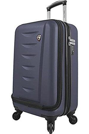 Mia Toro Italy Tasca Moderna Hardside Spinner Gepäck - M1014-20IN-BLU