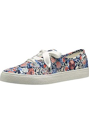 Helly Hansen Damen Willolace Walking-Schuh, Multi Blue/Off White