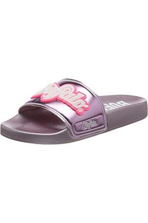Buffalo Damen RANA Flache Sandale