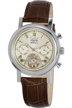 Engelhardt Herren-Uhren Automatik Kaliber 10.160 385724129011