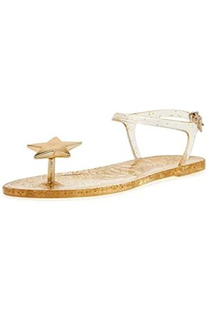 Katy perry Damen The Geli Ankle Strap Flache Sandale