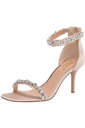 Badgley Mischka Damen ODELE Sandale mit Absatz