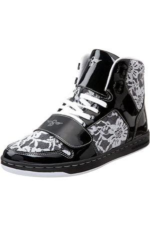 Creative Recreation Cesario Damen-Sneaker mit hohem Schaft, ( / /Spitzen-Overlay)