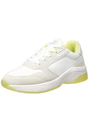 GANT Footwear Damen Calinne Sneaker, Cream/White