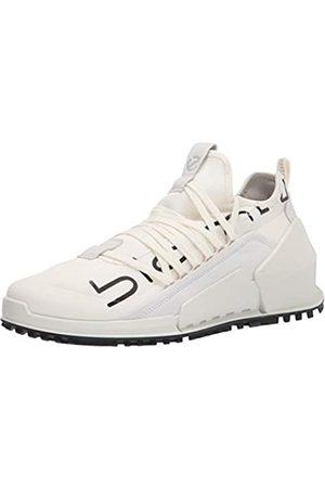 Ecco Herren Biom 2.0 Hiking Shoe, (Bright White/White)