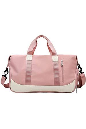 fancyfree Große Reisetasche Sporttasche mit seitlichem Schuhfach und wasserdichter PVC-Tasche, ideal für Fitnessstudio, Schwimmen