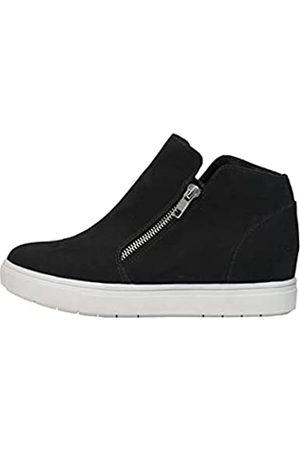 CUSHIONAIRE Hart Damen Sneaker mit verstecktem Keilabsatz und breiter Weite erhältlich