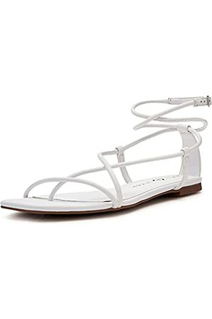 Katy perry Damen The Luv Flat Smooth Nappa Flache Sandale