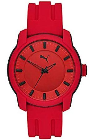PUMA Herren 2 Three-Hand, Polycarbonate Uhr