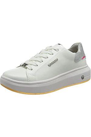 Dockers Damen 46AD204-610591 Sneaker, Weiss/